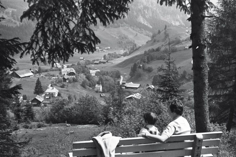 Forstau ca. 1964 © Familie Raab aus Köln