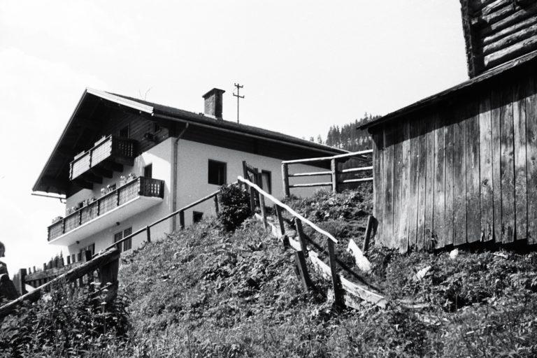 Astlehenhof, Bauernhaus, ca. 1964, © Fam. Raab aus Köln