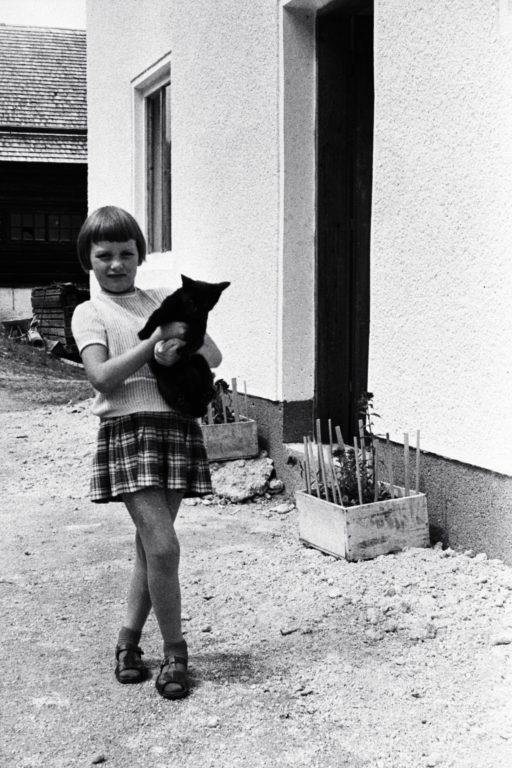 Sommerfrische am Astlehenhof ca. 1964, © Fam. Raab aus Köln