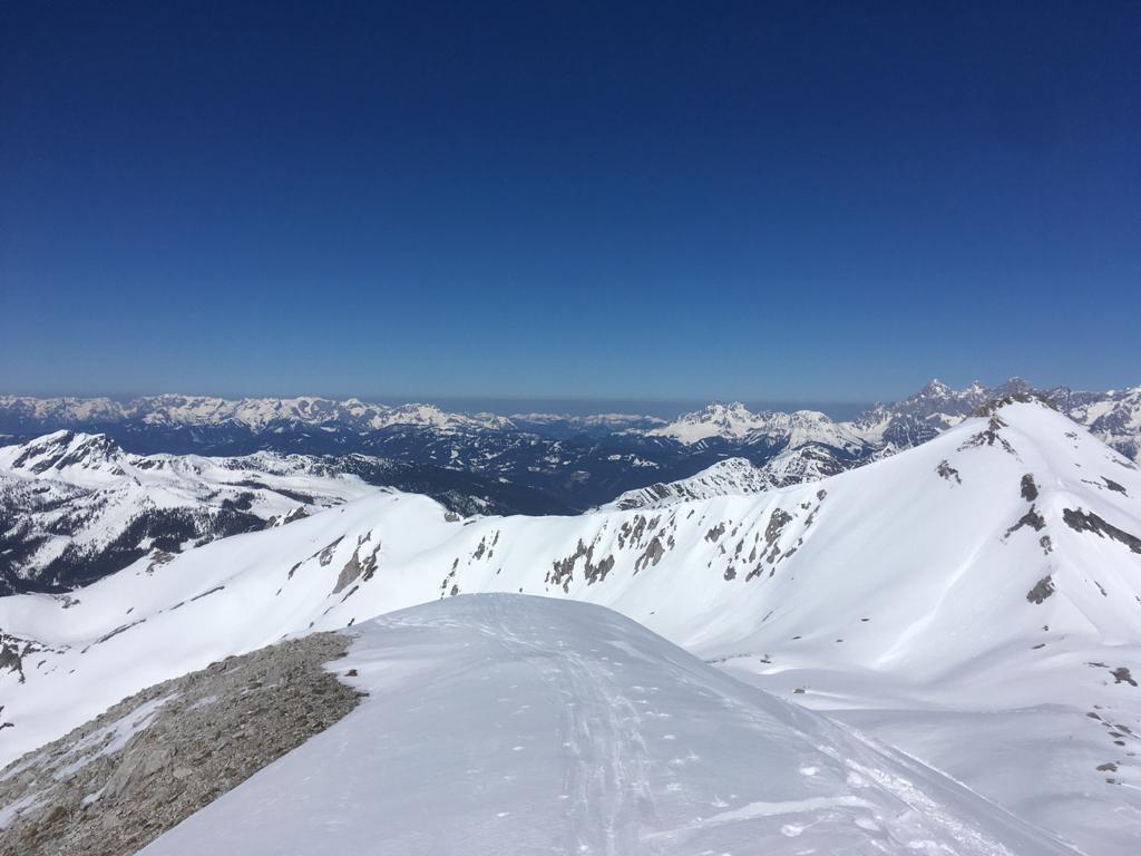 Skitour auf die Lungauer Kalkspitze