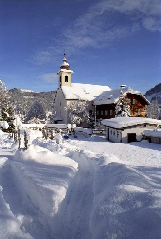 Leonhardskirche in Forstau © Tourismusverband Forstau