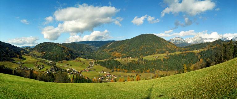 Herbst in Forstau © Tourismusverband Forstau