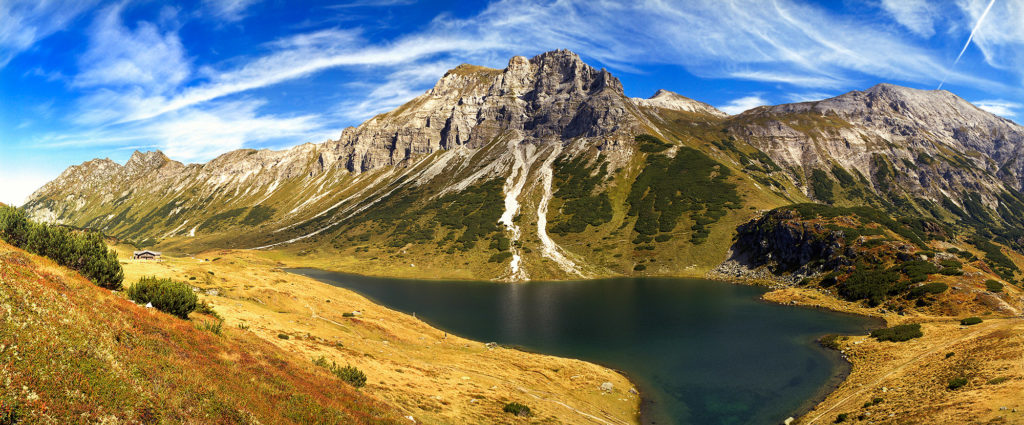 Oberhüttensee © Tourismusverband Forstau
