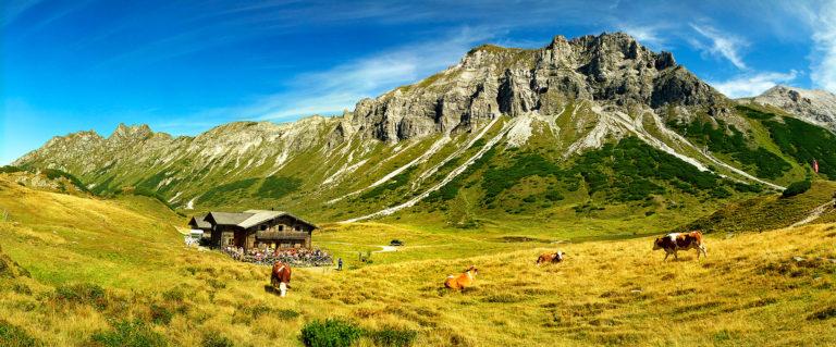 Oberhütte © Tourismusverband Forstau