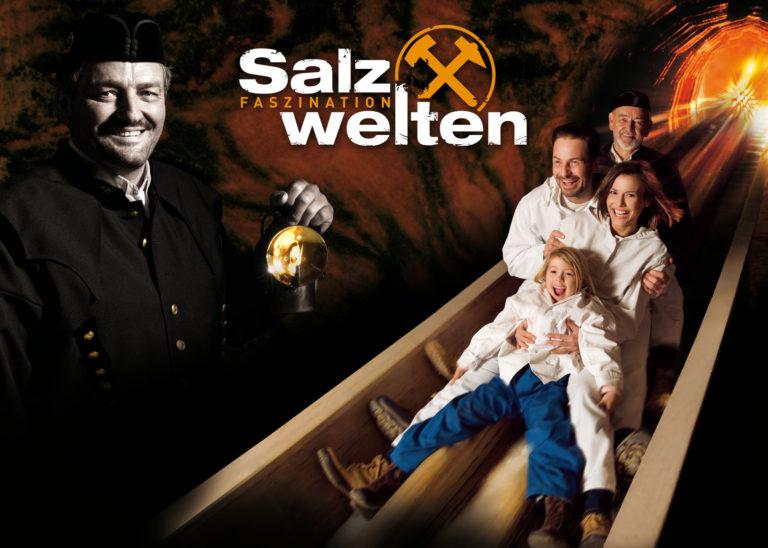 Salzwelten Hallein © Salzwelten